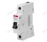 Автоматический выключатель однополюсный 10А С ABB