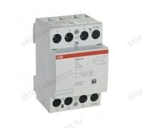 Контактор модульный 40А АВВ ESB40-40N-06 АС-1 4НО катушка 230В AC/DC 1SAE341111R0640