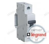 Автоматический выключатель онополюсный 20А хар-ка С Legrand