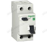Автоматический выключатель дифференциального тока (АВДТ) 20А 30мА АС Schneider Electric