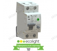 Устройство защиты от искрения EcoEnergy УЗИс-С1-25 (AFDD/УЗДП)