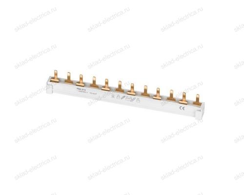 Шина соединительная PIN гребенка 2-полюса 63А 12 модулей PS 2/12 АВВ