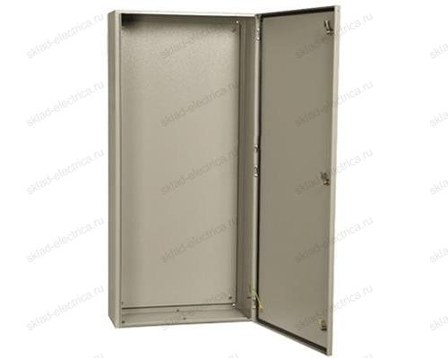 Щит металлический влагозащищенный с монтажной платой ЩМП-7-0 74 У2 IP54 1400х650х285