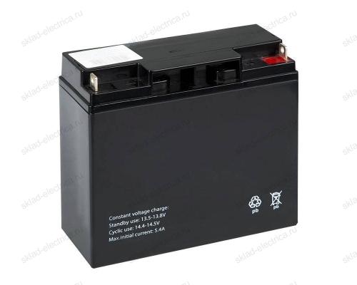 Аккумулятор 12В 18 А/ч 30-2170-4