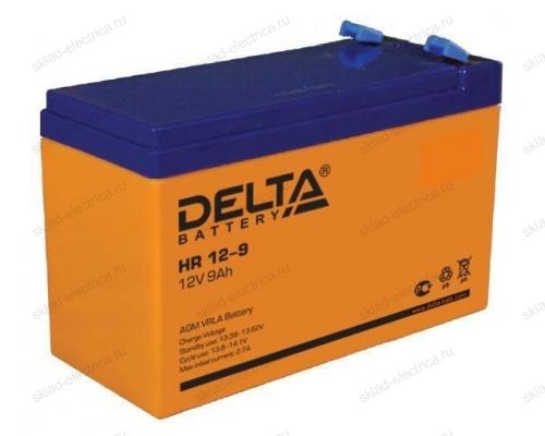Аккумулятор 12В 9 А/ч 30-2090-4