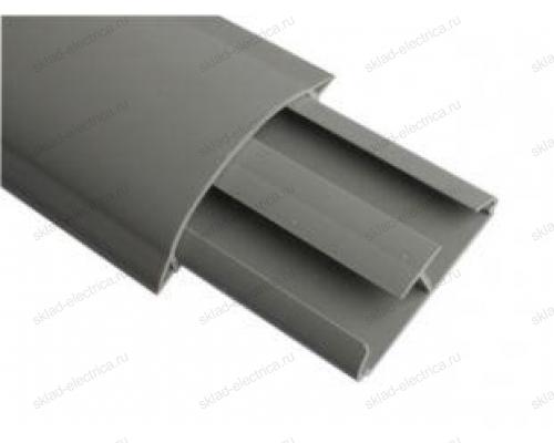 Напольный канал 50х12 мм CSP-F, черный 01033DKC
