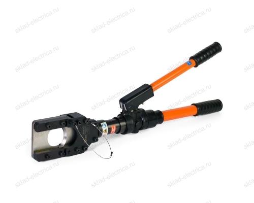 Ножницы гидравлические ручные для резки стальных канатов, проводов АС и бронированных кабелей НГР-65 (КВТ)