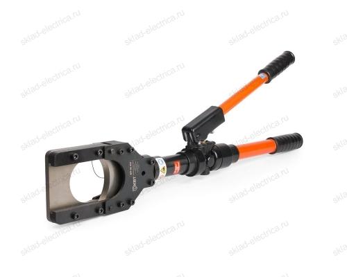 Ножницы гидравлические ручные для резки стальных канатов, проводов АС и бронированных кабелей НГР-85 (КВТ)