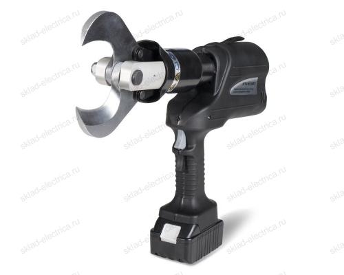 Гидравлические аккумуляторные ножницы для резки бронированных кабелей НГРА-65 (КВТ)