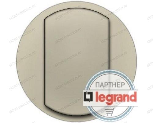 Выключатель одноклавишный Legrand Celiane 10А (слоновая кость) 66200 - 67002 - 80251