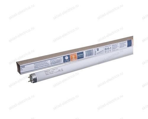 Люминесцентная лампа Osram 18W/765 холодный дневной свет d26 Т8 G13 590 мм