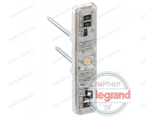 Legrand Celiane2 Мех Вставка подсветки 230В 67684