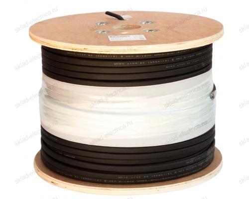 Саморегулируемый греющий кабель SRL 24-2CR (экранированный) (24Вт/1м), 250М REXANT 51-0631