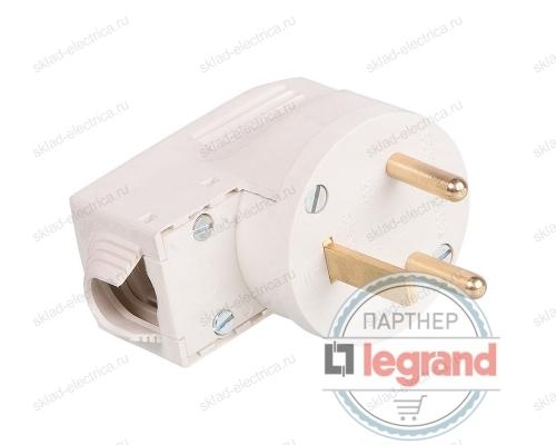 Вилка силовая для плиты 32А Legrand 055802