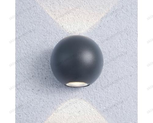 DIVER уличный настенный светодиодный светильник 1566 TECHNO LED