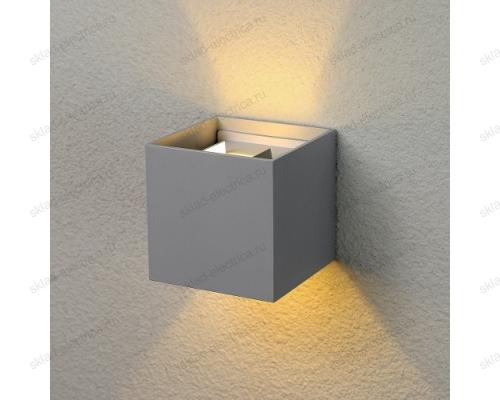 WINNER уличный настенный светодиодный светильник 1548 TECHNO LED