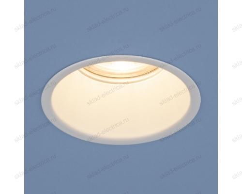 Алюминиевый точечный светильник 6067 MR16 WH белый