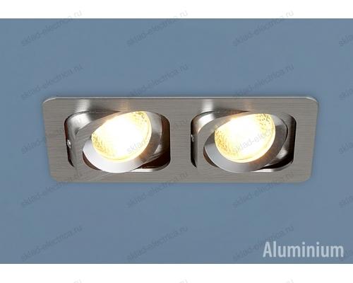 Алюминиевый точечный светильник 1021/2 MR16 CH хром