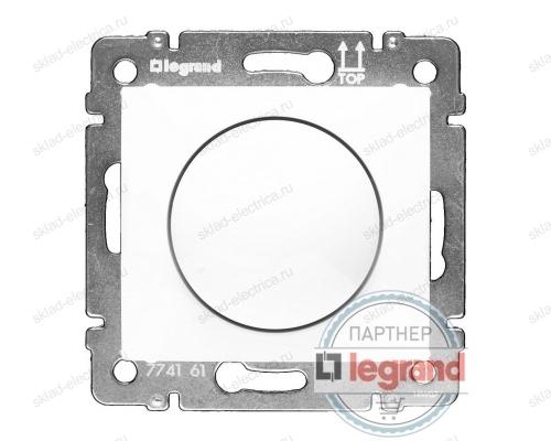 Светорегулятор поворотный 40-400Вт Legrand Valena (Белый) 770061