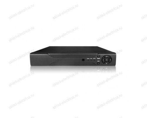 Видеорегистратор гибридный 16-ти канальный AHD-H (1080p)/IP, (без HDD) 45-0185