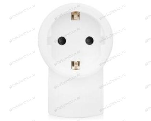 Legrand Элиум Белый Розетка 2Р+Е, 16А, с кронштейном для крепления к стене, пластик 50199